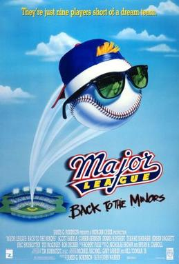 We'll close out #BadMovieWeek with a #SportsFlixFriday #POTD that did not do justice to its franchise. 1998's #MajorLeagueBackToTheMinors had stars like @ScottBakula, #WaltonGoggins & @DennisHaysbert but it lacked the heart of the original film. & fell short of expectations.#Jobupic.twitter.com/eZHMYE0OUX
