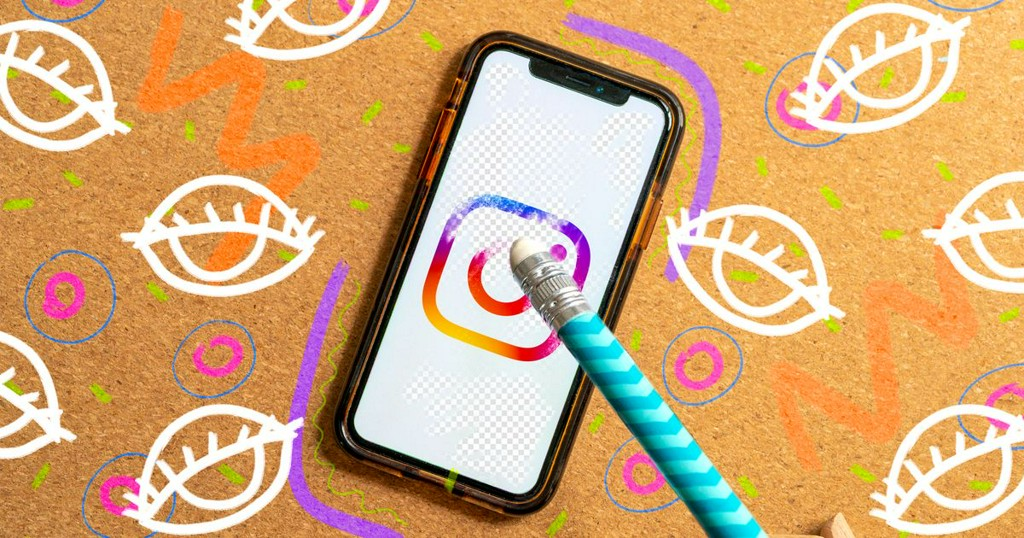How to clear your Instagram search history
