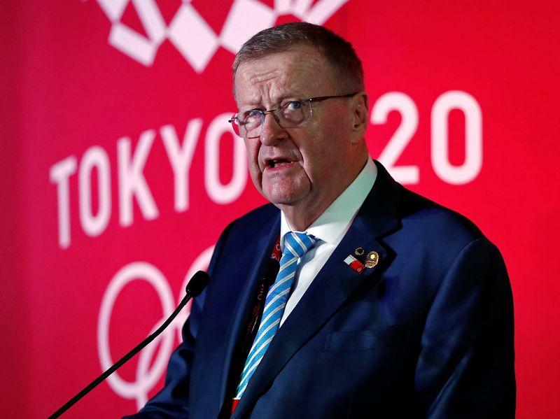Olympics: Tokyo Games could be 'greatest ever', says Coates