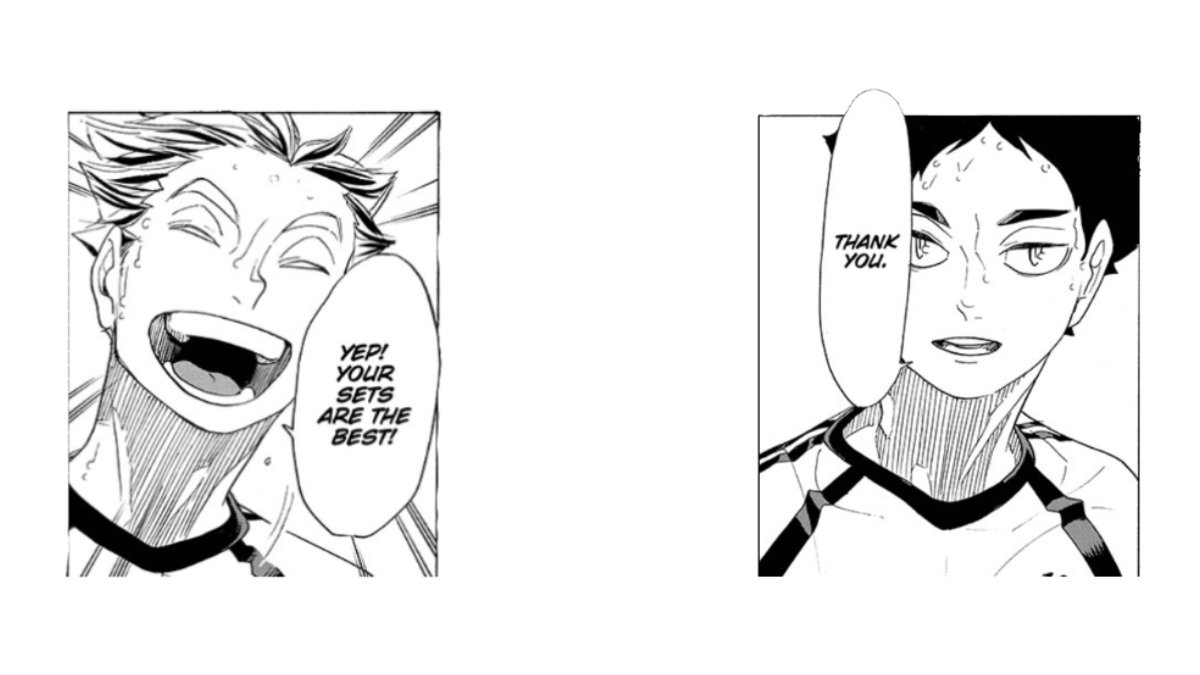 """chabs ° ia on Twitter: """"My favorite bokuaka moments in the manga: a thread…  """""""