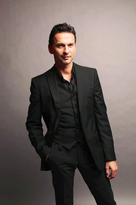 Happy 58th birthday to Depeche Mode s Dave Gahan.