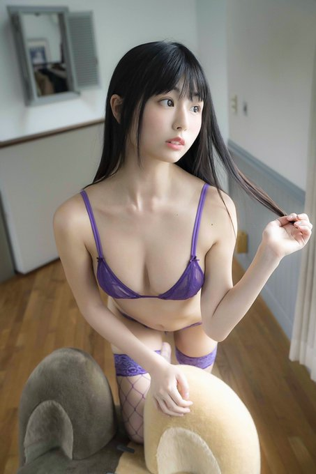 グラビアアイドルくりえみのTwitter自撮りエロ画像39