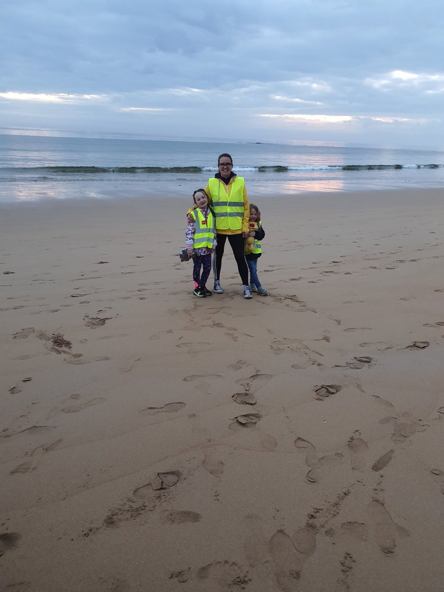 #DarknessIntoLight #pietahouse #donate Willing little ladies this morning for their walk from darkness into light.