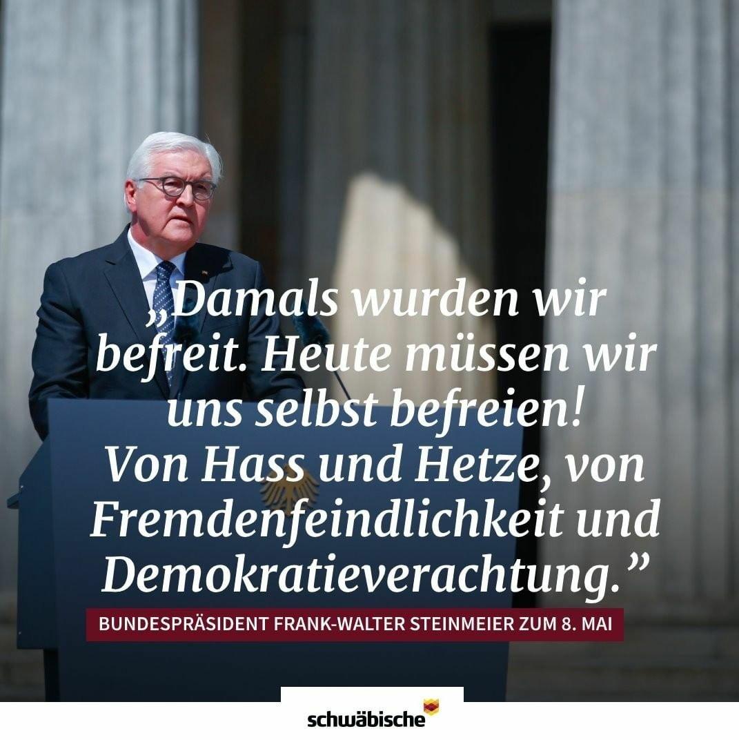 #Steinmeier