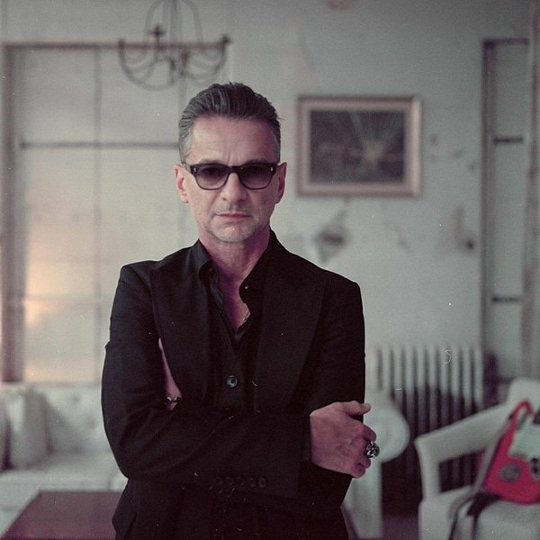 Happy Birthday to Dave Gahan , one of the best frontmen ever. 58 today