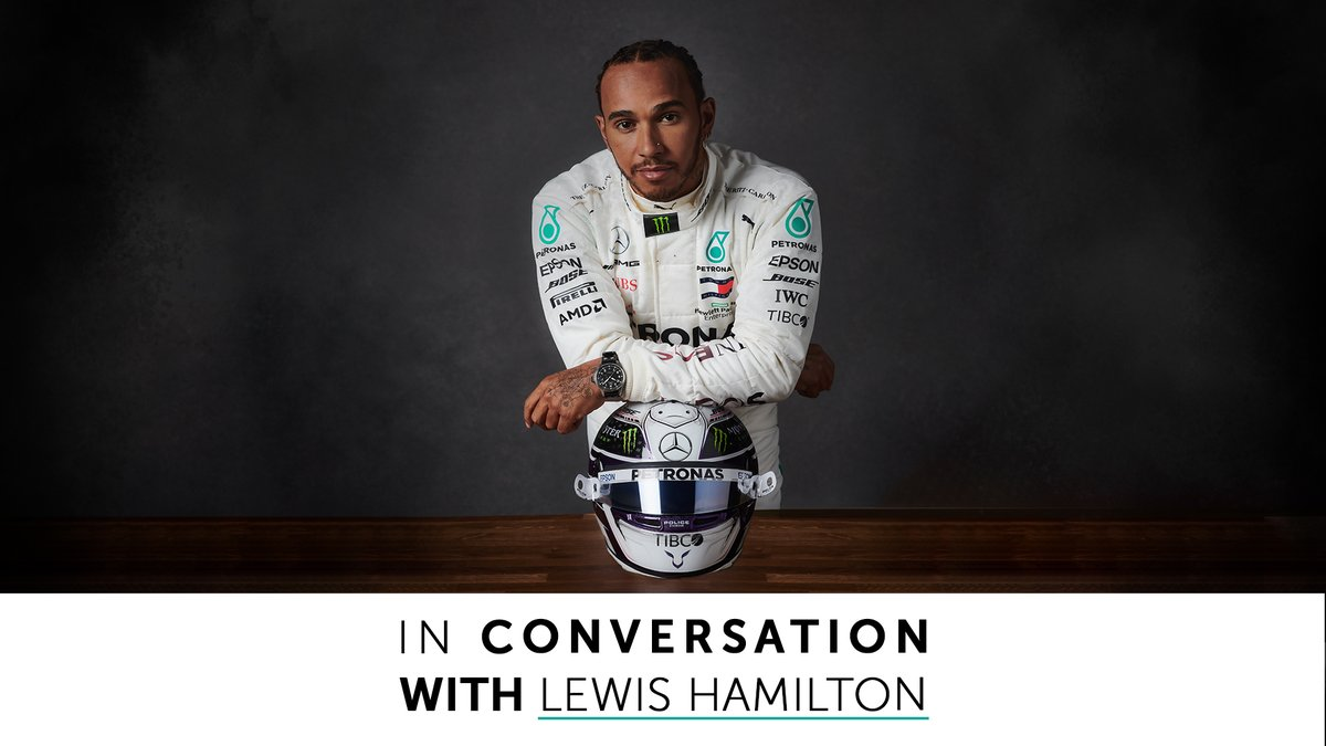 Training hard 💪 Future planning 👀 Learning a new language 💬 Attempting his own Gran Turismo lap record challenge! 🎮  Catching up with @LewisHamilton to talk positive thinking, staying busy, keeping healthy and more!   Full video 👉 https://t.co/7eKmdyHGVz