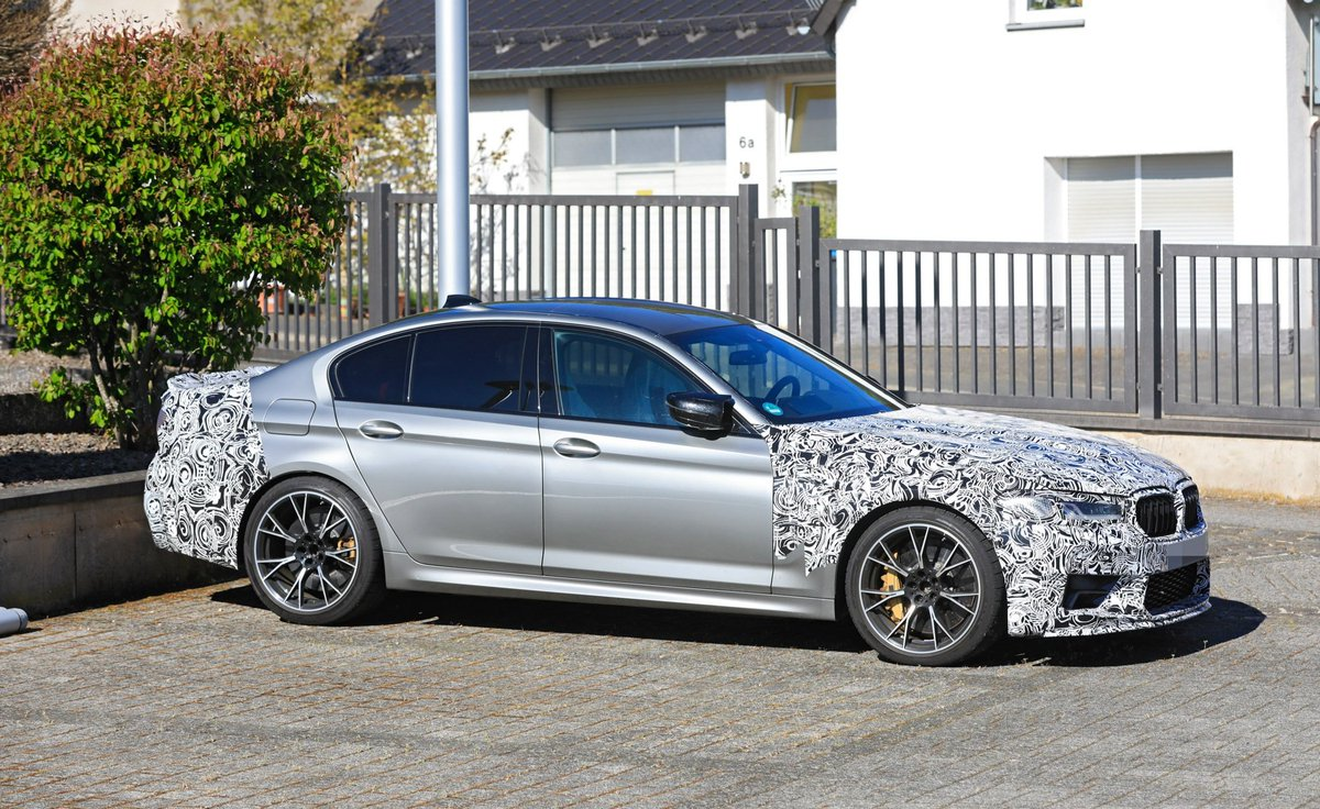 Bmw M Power M Performance Alpina Bmw Individual On Twitter M5 Cs Lci F90 Prototype