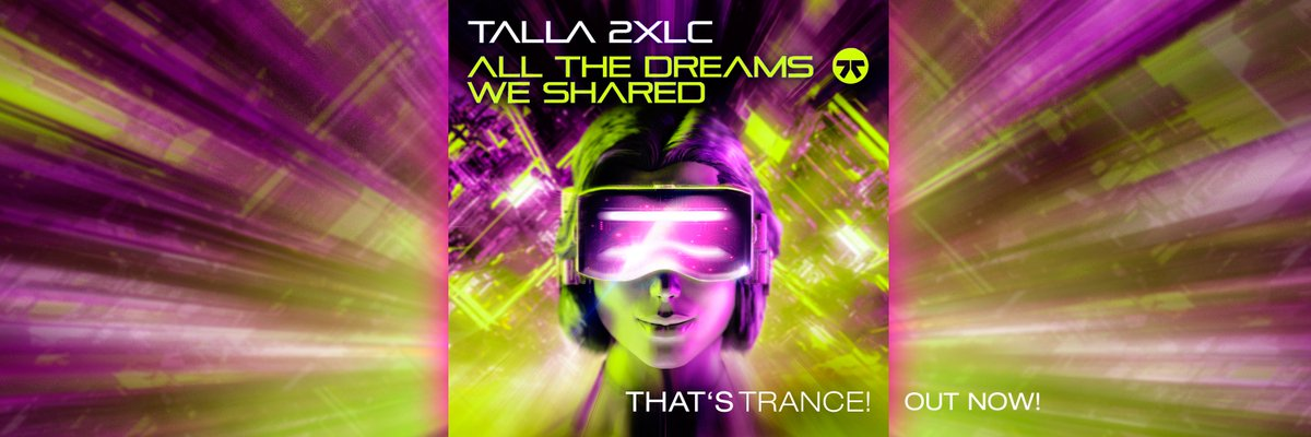 Out now: Aura Artist's @djtalla2xlc  - All the dreams we shared. His first vocal anthem in 2020. get it here: http://bit.ly/t2xlc_allthedreams…    #talla2xlc @thatstrance @zyxmusic  #trancemusic #vocaltrance  live at twitch: realtalla2xlcpic.twitter.com/Fs07bBy9c9