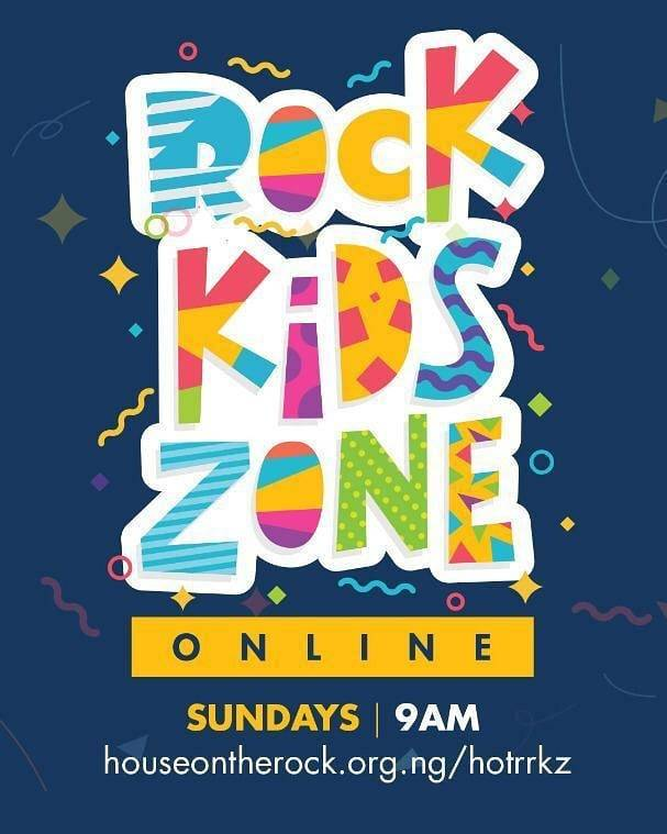 Kids can also be active participants in God's Kingdom and agenda. Tune your kids in this Sunday on Rock Kidz Zone channel for a service prepared specially for kids. #HouseOnTheRock https://t.co/Gm9YwYM3w2