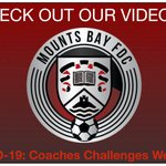 ⚽️ 'NEW' WEEK #3 COACHES CHALLENGES VIDEO NOW AVAILABLE on the MBFDC Website, for more info & how to enter the prize draw click the link 👇⚽️ https://t.co/2MSxvu9VB6  @cornwallfa #cornishfootball