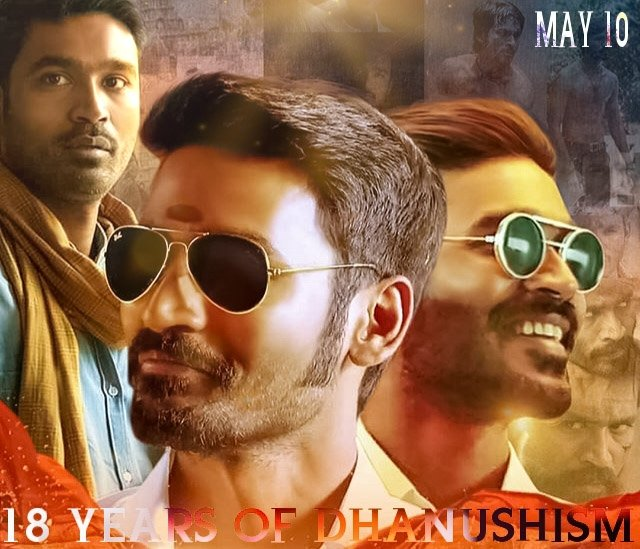 #18YrsOfKTownPrideDHANUSH   A 17 Years of Golden Years to Back ! #D1 to #D39 Movies #Bollywood - 2 Upcoming Movie 1 #Hollywood - 1 He is the International Actor in Kollyhood ! A 18 Years Of Dhanushism ! @dhanushkraja #Thalaivaaaa 😍😍❤❤ https://t.co/nOQNj7ItWC