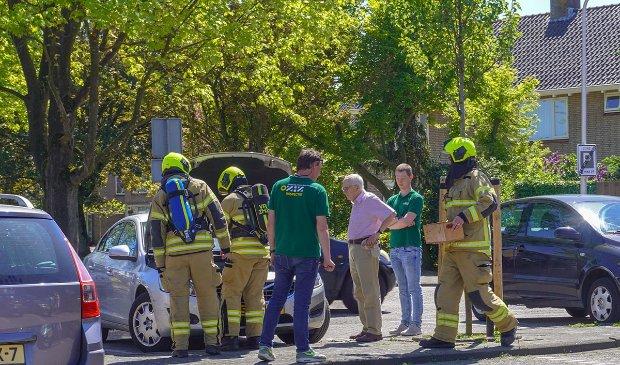 Sliedrechtse brandweer rukt uit voor kortsluiting onder motorkap [SLIEDRECHT] De Sliedrechtse brandweer is zaterdagmiddag 9 mei 2020 uitgerukt voor een melding van autobrand.
