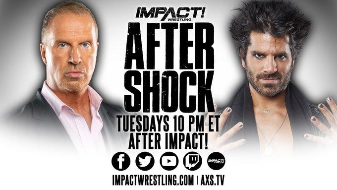 IMPACT Wrestling terá pós-show na AXS TV