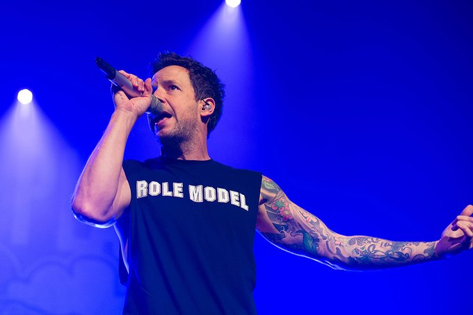 I\m Just A Kid? Okay, if you say so!  Happy 41st Birthday to Pierre Bouvier of Simple Plan!