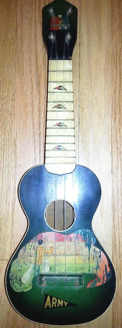 1920s regal  soprano Ukulele