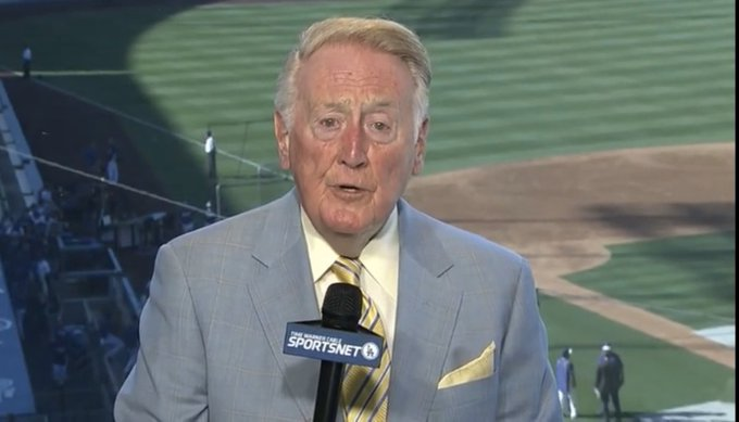 Vin Scully s tribute on the day Tony Gwynn passed away.  Happy 60th Birthday Tony Gwynn.