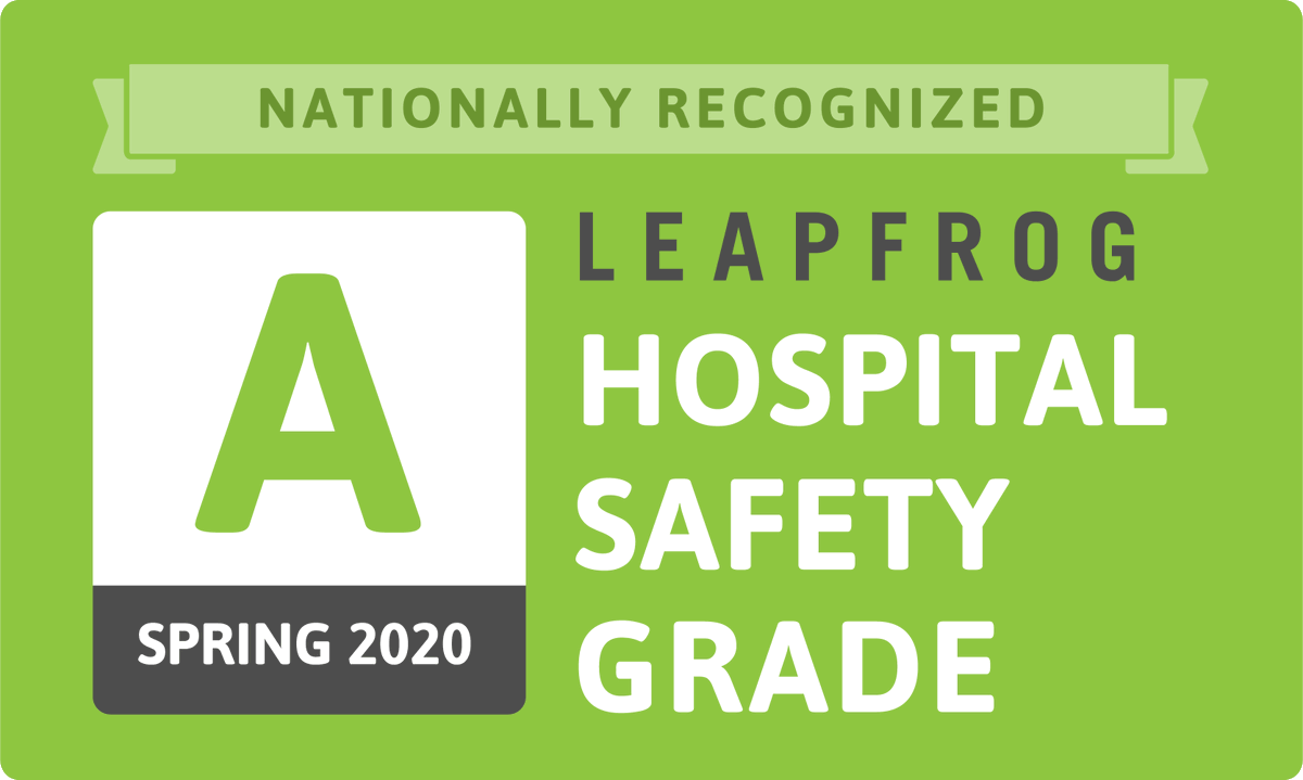 We are proud that the Leapfrog Group recognized Phoebe Putney Memorial Hospital with another 'A' Hospital Safety Grade. Providing safe, quality care to all our patients is the Phoebe Family's top priority, every day. Read more here: https://t.co/mx44PIj2Ey #abetterway https://t.co/i4pzyZinbd