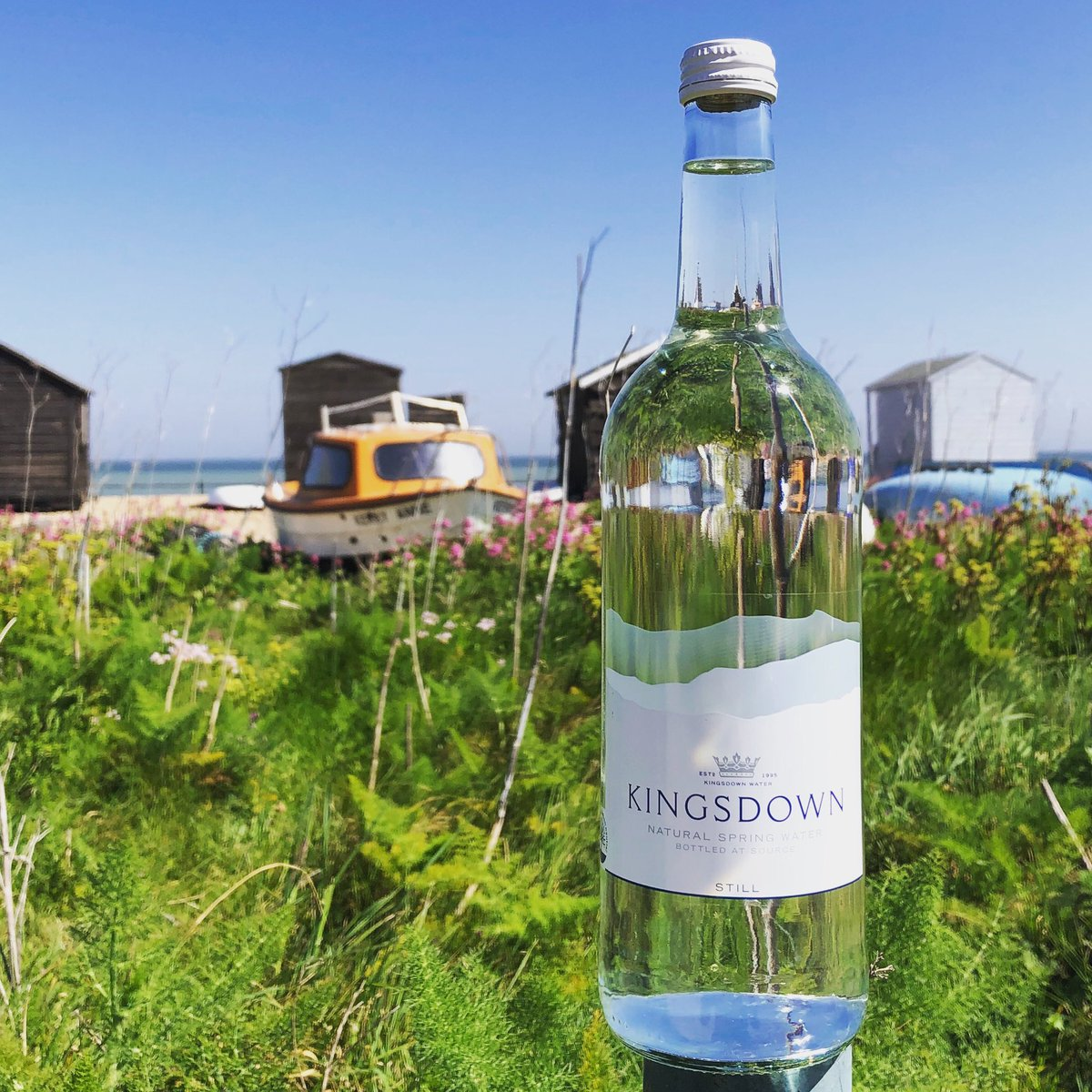 In these challenging & sunny times, it's more important than ever to stay hydrated  Kingsdown Water is available from our online store in 330ml, 500ml, 750ml and 1 litre glass bottles. Track your daily intake by using one of our bottles 🙌🏼 #SaturdayVibes  https://t.co/kW942PPt0J https://t.co/MZ0MJGbIU9