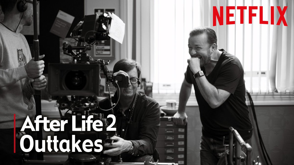 The #AfterLife2 outtakes have been watched more than 2 million times in less than 24 hours! https://t.co/vWmLoeWom7 https://t.co/siW066JVFI