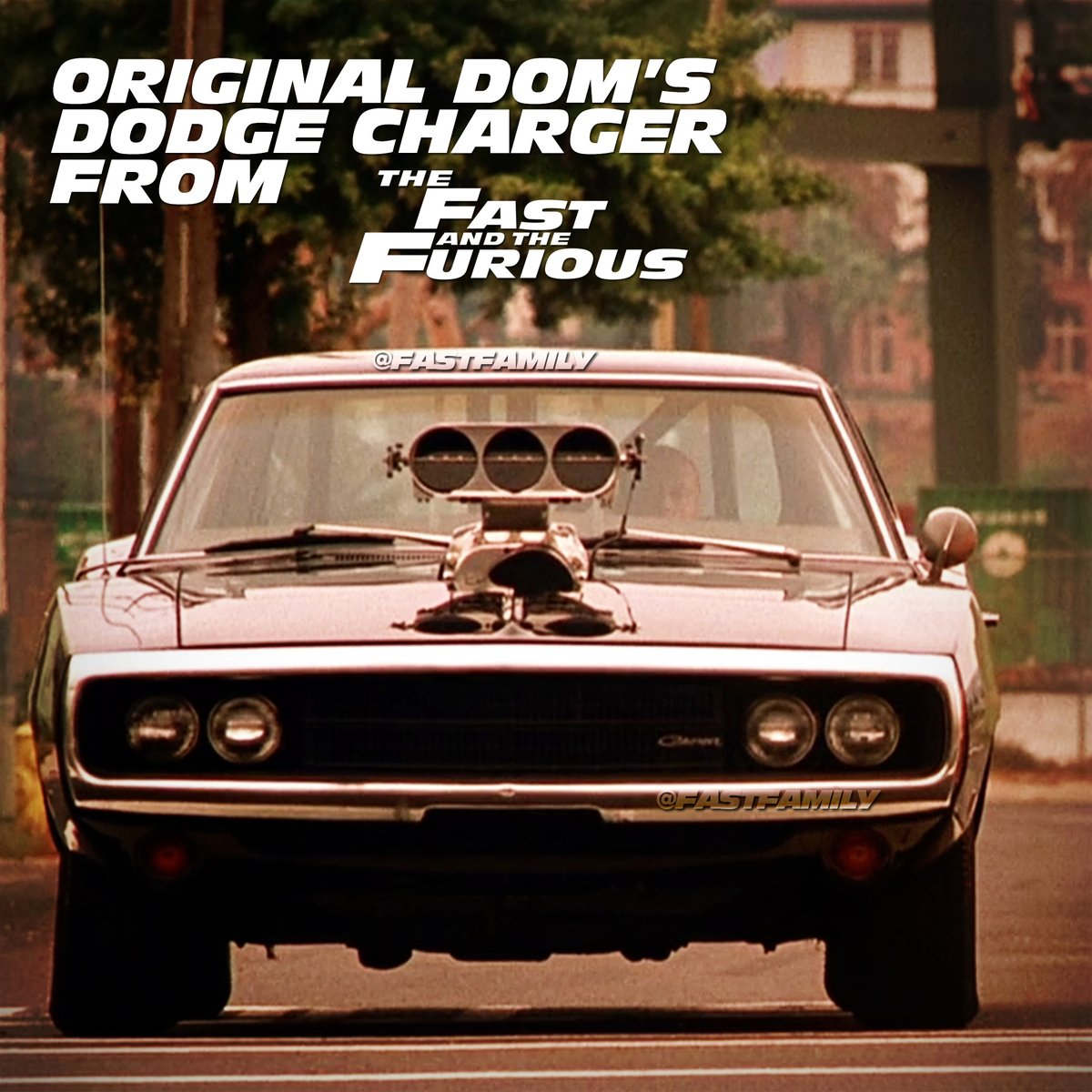Bring home the action with @LEGO_Group's re-creation of Dom's iconic 1970 @Dodge Charger R/T from the very beginning of @TheFastSaga — available now! #FastAndFurious #F9 https://t.co/9bFKhEuoEy