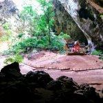 Image for the Tweet beginning: Phraya Nakhon Cave, Sam Roi