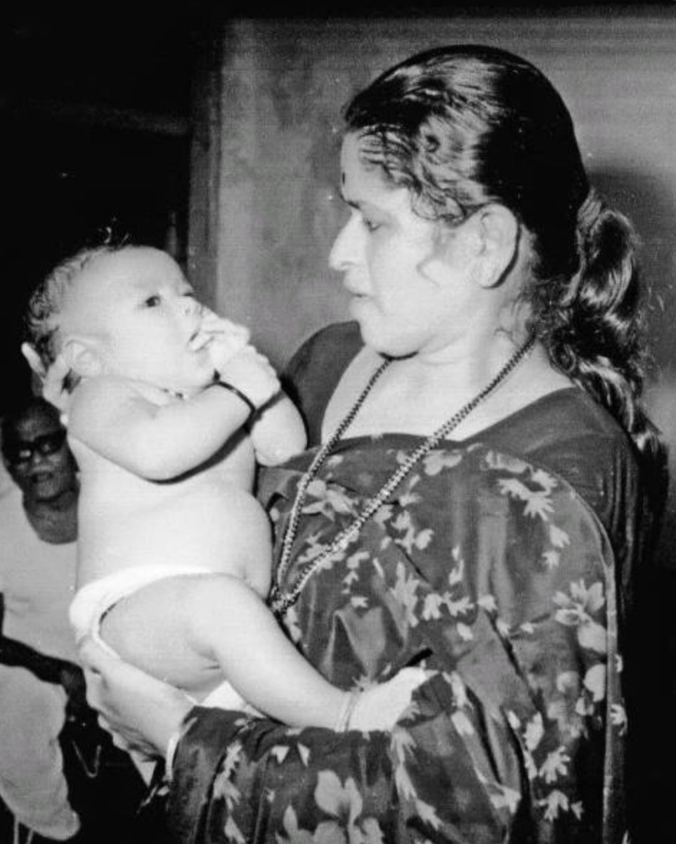 You are AAI to me because, besides everything else you are Always Amazing & Irreplaceable. Thank you for everything you have done for me. 🙏 Happy #MothersDay Aai.