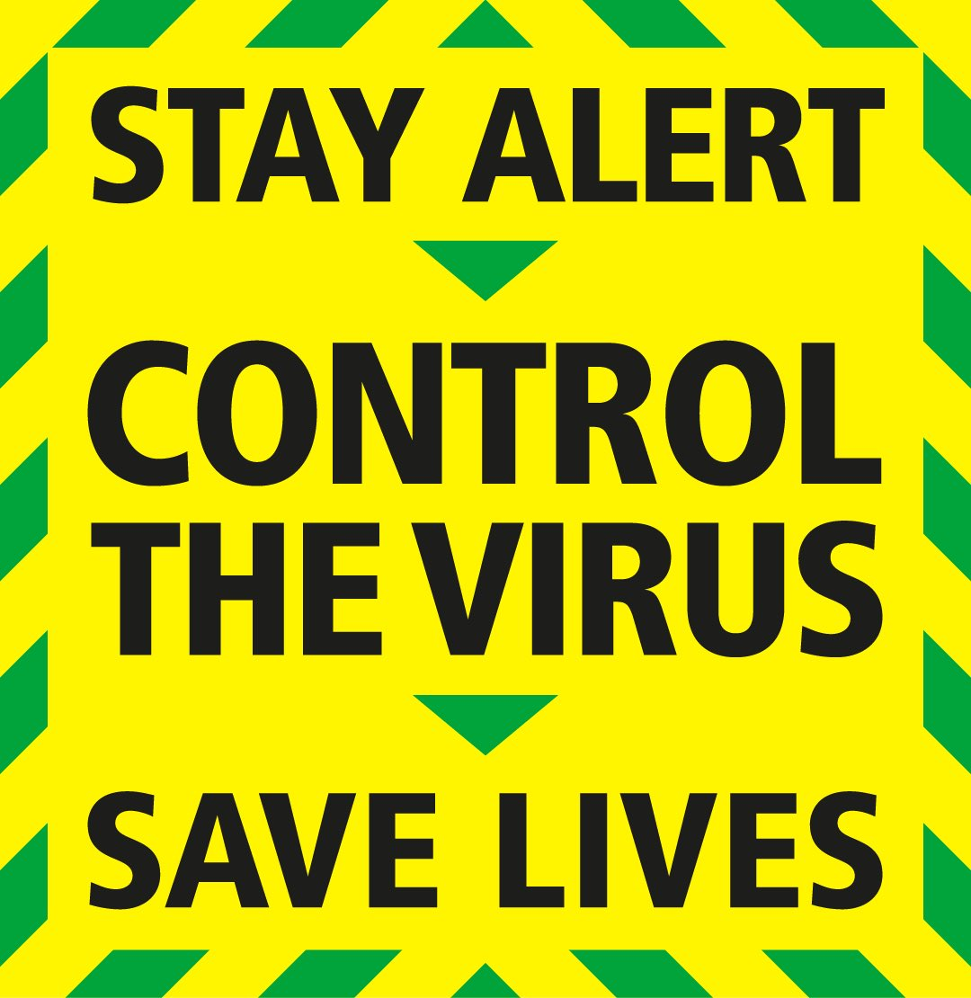 The messaging from this government throughout this crisis has been a total joke but their new slogan takes it to a new level. Stay alert? It's a deadly virus not a zebra crossing