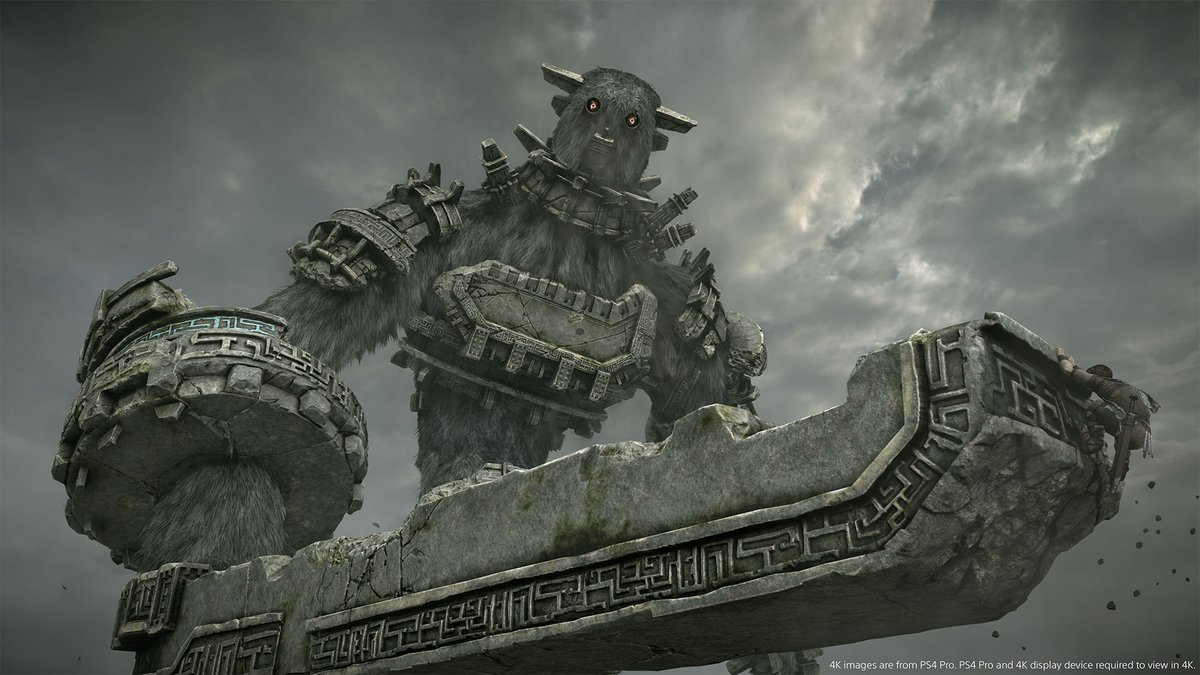 What do Colossi, Shinra, Gnasty Gnorc, and Mr. X have in common? You can confront them all in some of PS4's essential retro remakes: https://t.co/yGKLdUuJ5o https://t.co/XdgNVIfzAW