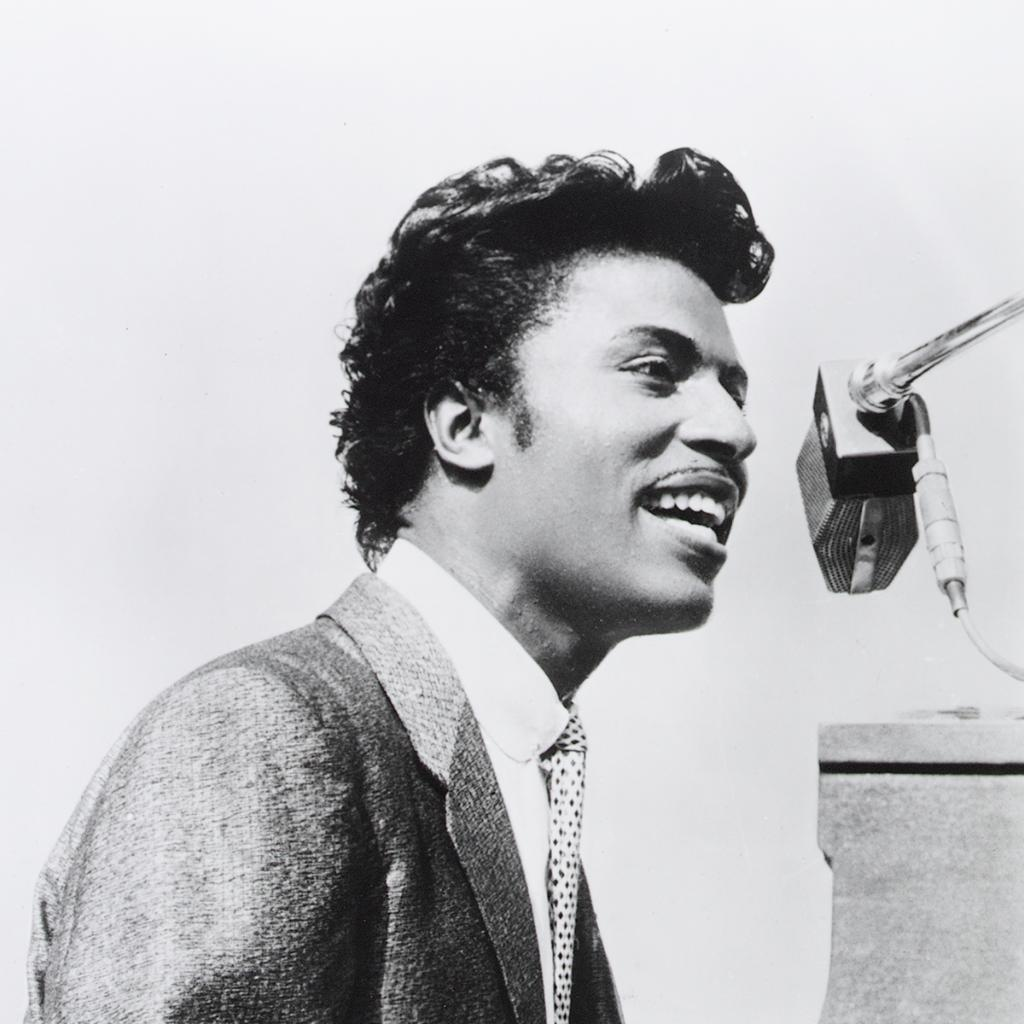 RIP to the architect of rock 'n' roll, Little Richard.