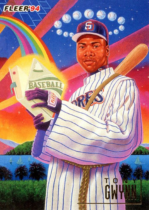 Happy Birthday Tony Gwynn