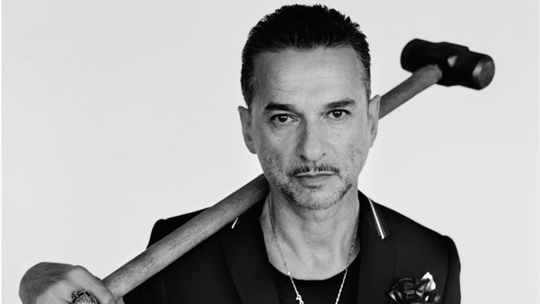 Happy birthday to Dave Gahan! Singer, songwriter, and of course legendary frontman of