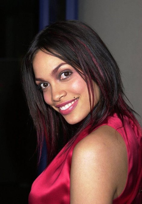 Happy Birthday to Rosario Dawson who turns 41 today!