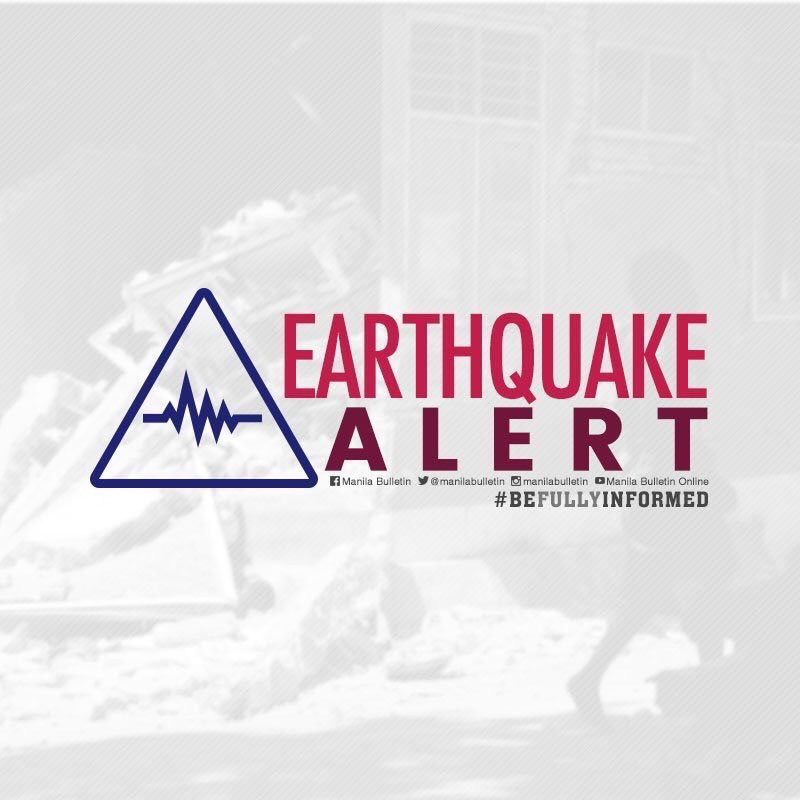 JUST IN: Earthquake felt here in Makati minutes ago. Did you feel that, too? https://t.co/T7K6DVc3l5