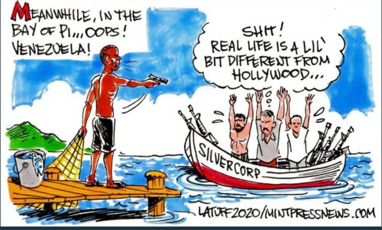 RT @planwac: Hollywood is not the real thing... This is it...