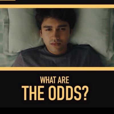 Coming soon to a screen near you! #WhatAreTheOdds @FilmKaravan
