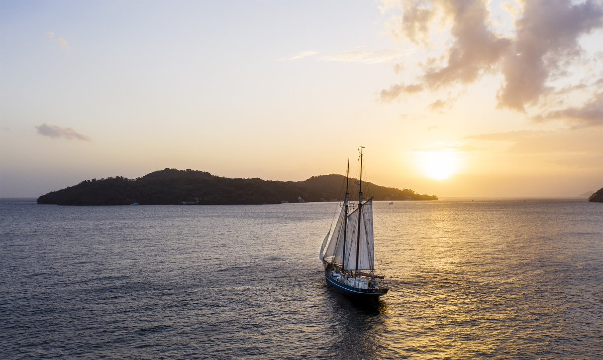 The 2020 Sail Cargo Voyage is on! In July, @RaybelCharters & @NewDawnTraders will arrive in London & nearby ports with pulses, olive oil, wine, sea salt, coffee, chocolate from sustainable producers in Colombia, the Caribbean, Portugal, France. Order here: bit.ly/2Wi2zC1