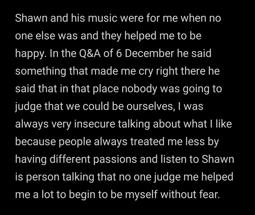 i love you sm @ShawnMendes #ThankYouShaw https://t.co/A0VdwRvTcH