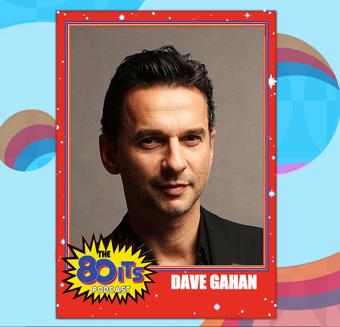 Happy Birthday to Dave Gahan! What is your favorite Depeche Mode song?