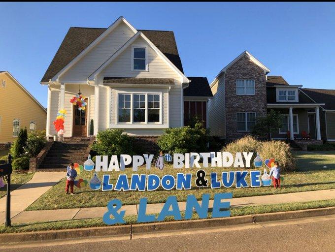 Happy Birthday to Coach too!