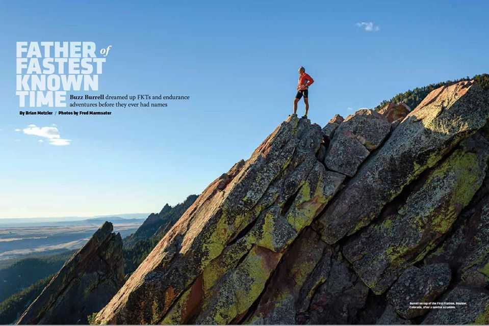 NEW PODCAST: Maybe an #fkt project might be a good option in lieu of a race. tinyurl.com/ybbnro3t Buzz Burrell