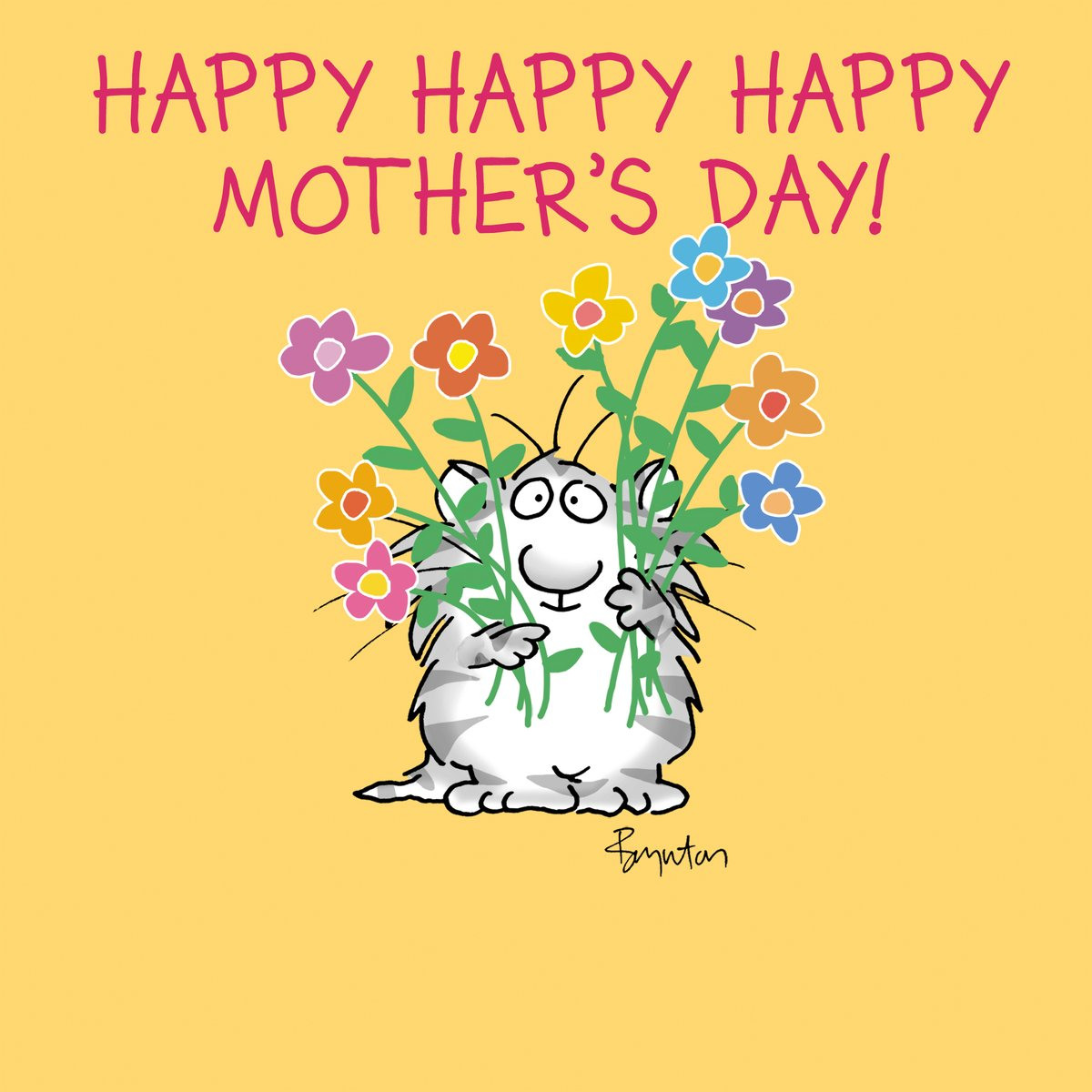 Wishing a peaceful Happy Mother's Day to all Moms, and also to all who fill a Mom role.