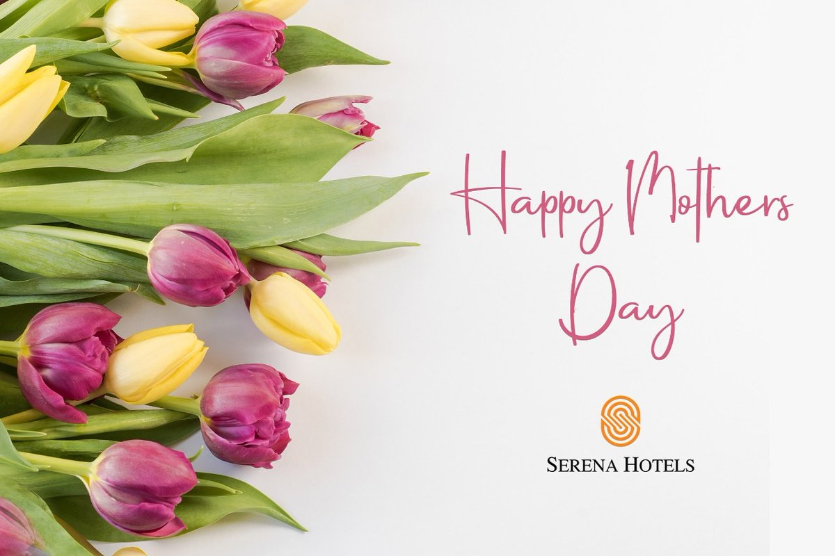 """You are a hero, a pillar of strength, but most importantly, a source of unconditional love.   A Happy Mothers Day from Serena Hotels, to all the wonderful mothers around the world.""""  #SerenaHotels #MothersDay2020 https://t.co/EU6E8LpGka"""