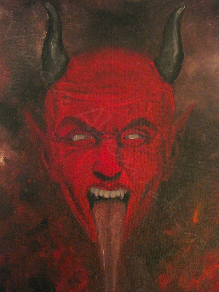 Картинки черта и дьявола