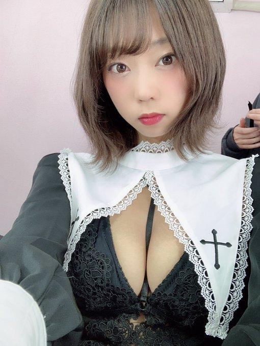 グラビアアイドル青山ひかるのTwitter自撮りエロ画像30
