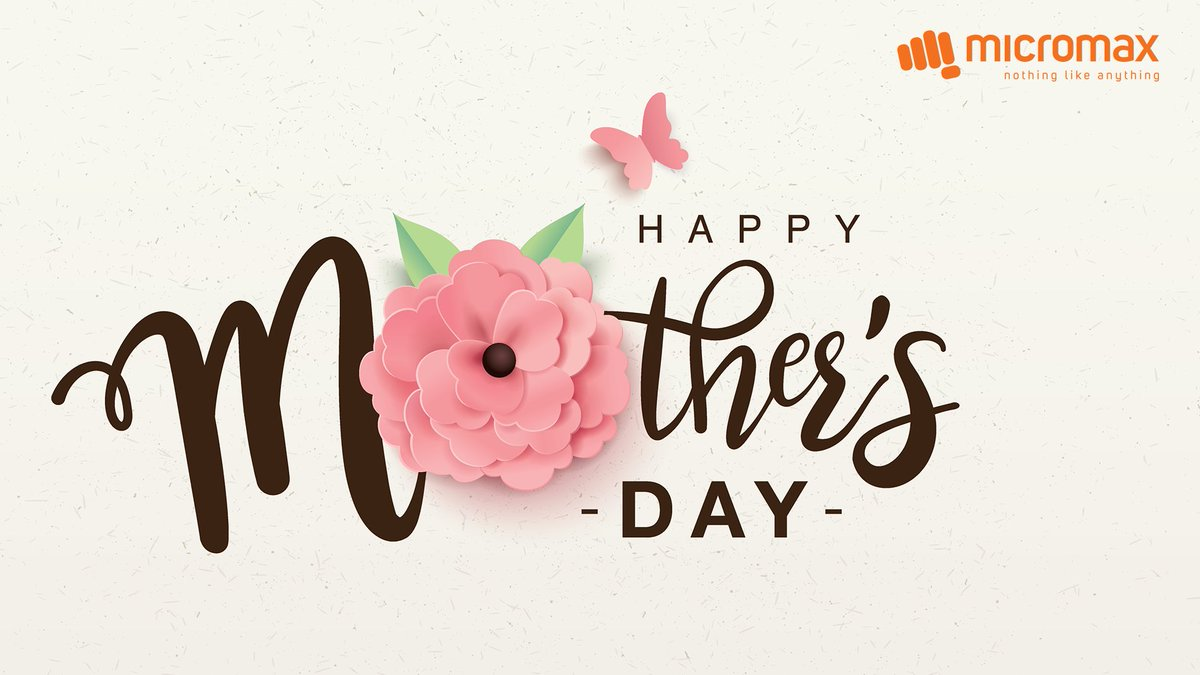 This #MothersDay we salute all the mothers who are working tirelessly to fight against #COVID19  You are our Hero, To all the amazing Heroes out there, Micromax wishes you #HappyMothersDay https://t.co/XBn6JNXQLS