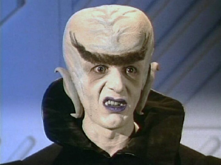 """BILL PRITCHARD on Twitter: """"The #Vorvon absolutely freaked me out when I  was a kid! #BuckRogers… """""""