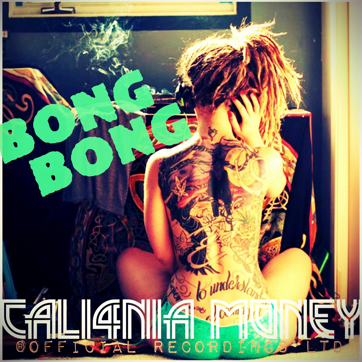 """Just dropped this!  BONG BONG - """"CALI4NIA MONEY""""  Out now @Bandcamp    #NewMusicDaily #NewMusicAlert #Hiphop #Rap #Beats #OFFICIAL #bandcamp  ®"""