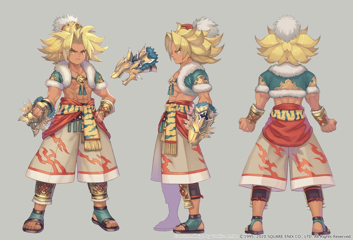 聖 剣 伝説 3 クラス 4