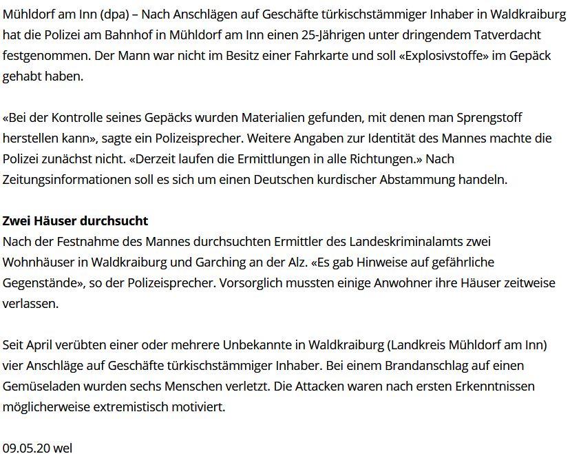 #Waldkraiburg