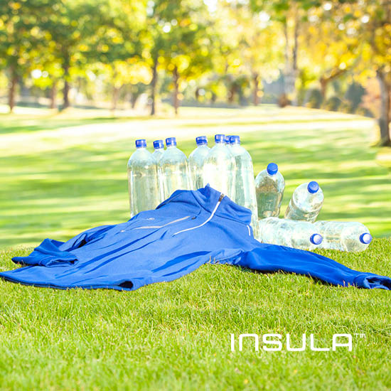 Did you know that from a 1-litre plastic bottle you can get apx 21gr of polyester yarn? Explore the new eco-generation of INSULA™ - Made from Recycled Plastic Bottles ♻️ 👉 galvingreen.com
